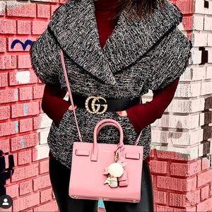 DKNY Tweed Vest
